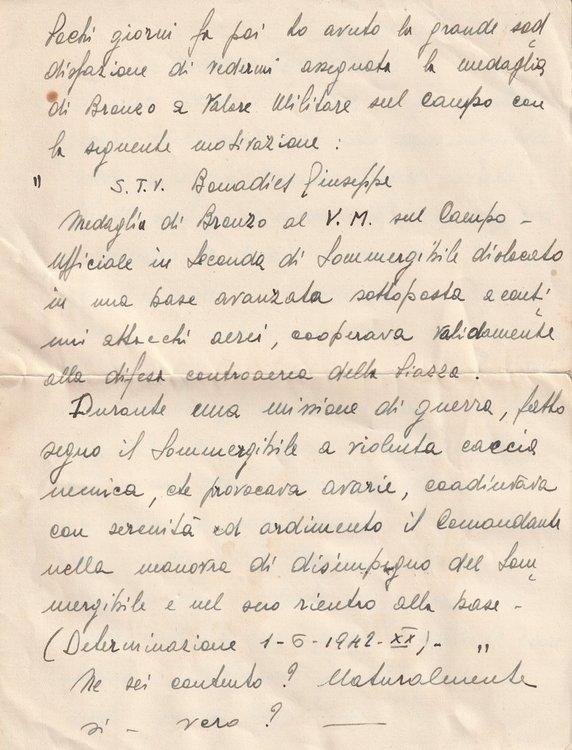 1942-07-09 Corrispondenza Assegnazione Medaglia Bronzo.jpg