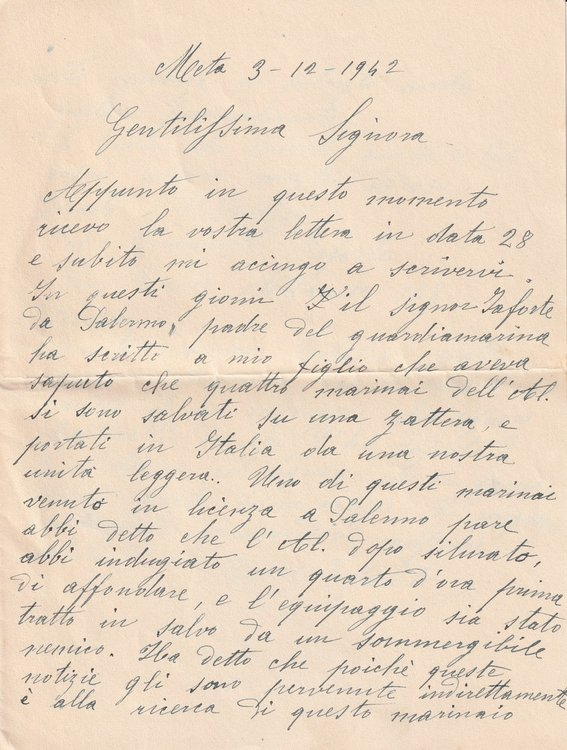 1942-12-03 Risposta Famiglia Esposito Fronte.jpg