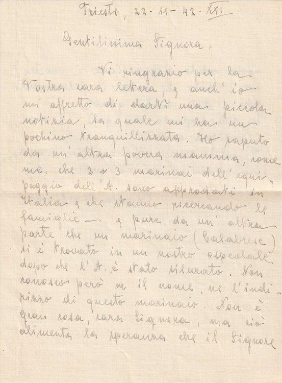 1942-11-22 Risposta Famiglia Martinelli Fronte.jpg